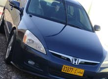 2007 Used Accord with Automatic transmission is available for sale