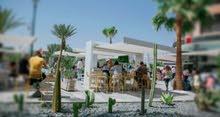 مطعم راقي للبيع مراكش