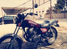 للبيع يامها ياباني قياس 250cc