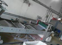 مطلوب فني ومشغل ماكينات كاسات بلاستيك