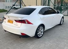 White Lexus IS 200 2016 for sale