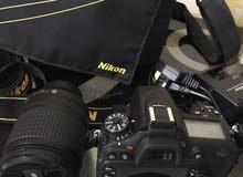 كاميرا نيكون مويل D7100