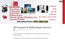 Any Issues In Your Phone? Need To Repair Your Mobile? Door To Door Mobile Servicing Here!