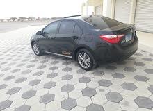 Automatic Toyota 2015 for sale - Used - Al Khaboura city