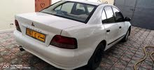 White Mitsubishi Galant 2003 for sale