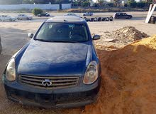 Used 2005 G35 in Tripoli