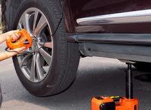 جهاز الهايدروليك لرفع السيارات بشكل اوتوماتيك