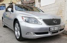 For sale Lexus LS car in Amman