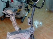 دراجة للبيع ماجينتك وزن مفتوح مقاومة اليكترونية بضمان 5 سنوات