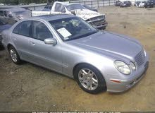 Available for sale! 110,000 - 119,999 km mileage Mercedes Benz E 320 2004