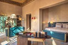 قصر للبيع في مدينة مراكش
