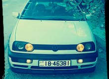 Volkswagen GTI 1993 For sale - White color