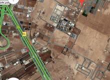 أرض للبيع  عند جامعة الشرق الاوسط في الطنيب 600م  حوض العيادات