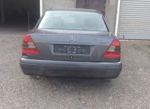 Mercedes Benz C 180 car for sale 1997 in Tripoli city