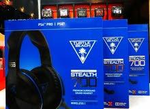 New Turtle Beach 700 P Gaming wireless headset