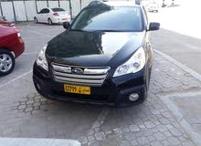 Subaru Outback car for sale 2014 in Muscat city