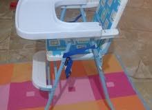 كرسي اكل للاطفال .للبيع