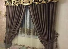 بيت الموضه للستائر والتنجيد بمدينه نصر01100339931