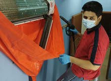 مكيف تركيب تنظيف غاض تركيب مسقط الاامارات  2.  3.  4. 5. 6 A.C cleaning fix  s