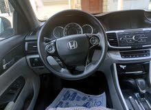 Blue Honda Accord 2016 for sale