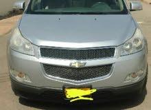 للبيع ترافرس 2012 بالكاش او تكملة اقساط القسط الشهري 124 لمدة 51 شهر