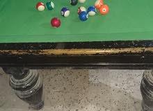 طاولة بلياردو