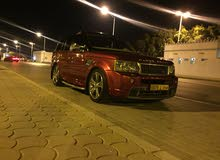 Gasoline Fuel/Power   Land Rover Range Rover Sport 2008