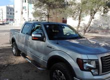 Automatic Silver Ford 2012 for sale