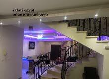 افخم الشقق الفندقيه المفروشه للايجار هاى سوبر لوكس بارقي الاماكن للقاهره