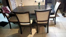 طاوله 4كراسي