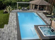 مطلوب مهندس لديه خبرة في أحواض السباحة و landscaping and swimmingpool