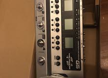 Zoom G-5 guitar effects
