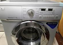 LG Direct Drive 2in1 combo 7kg washer 4kg Full Dryer
