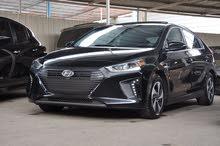 Hyundai Ioniq Hybrid 2017 فل كامل فحص كامل اقل سعر بالسوق