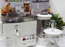 مجموعه المطبخ المتكامله 4في1
