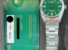 Brand new Rolex op green 36mm
