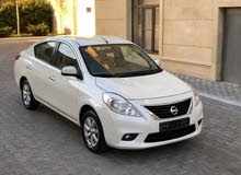 nissan sunny  for rent with special price