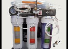 جهاز فلترة المياه نظيف