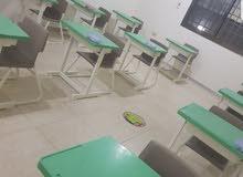 طاولات مدرسية و كراسي مدرسية