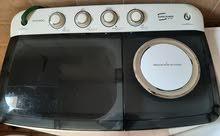 Daewoo DW-10MC Semi automatic Top loading Washing machine with 2 tubs
