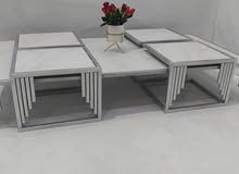 طاولات تقديم وطاولات مدخل