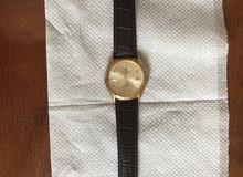 ساعة طلاء ذهب عيار 18k نوع Zenart