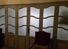 باب 6 ضلف عرض 350 متر وفي امكانيه لتعديل للمقاسك الباب من غير تعديل  ب3000 جنيه
