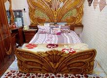 غرفة نوم للبيع نضيف كلش