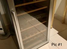 Wine fridge / wine cooler