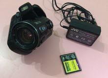 camera JVC  __ Gz-mc500