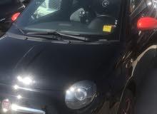Fiat 500e 2015 sport package