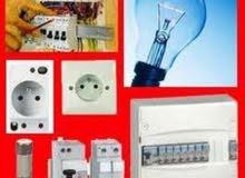 كهرباء بناء
