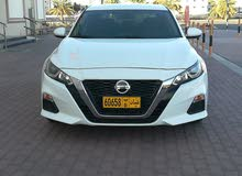 2019 Used Altima with Automatic transmission is available for sale