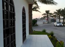 Janabiya /3 bedroom semi furnished villa / inclusive easy access to Saudi causeway